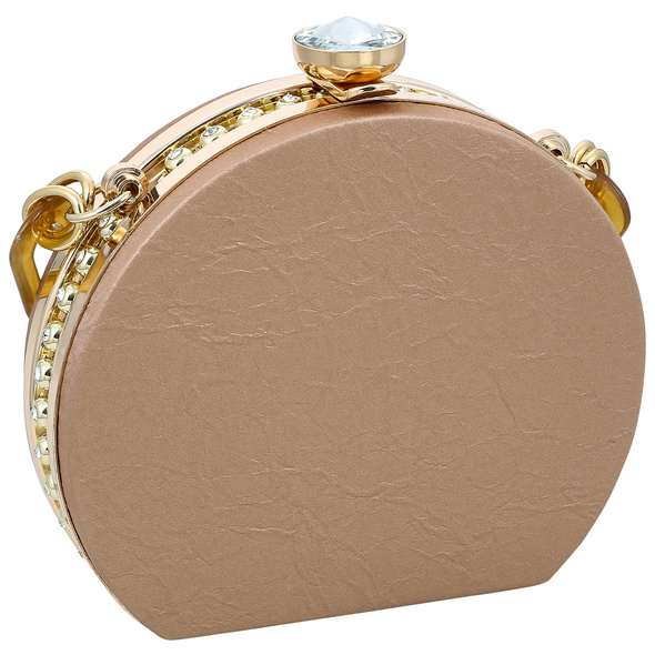 Clutch-Box - Nude Glam
