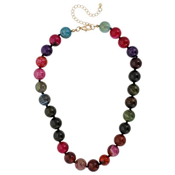 Kette - Multicolored Stones