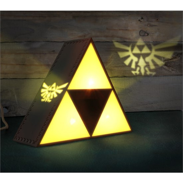 The Legend of Zelda - Leuchte Triforce
