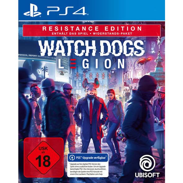Watch Dogs Legion Resistance Edition