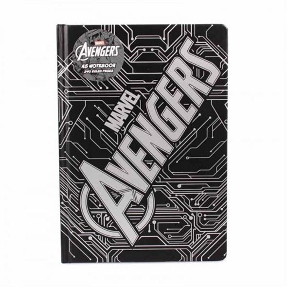 Marvel Infinity War - Notizbuch