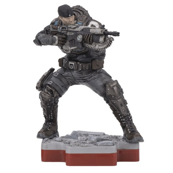 Gears of War - Figur TOTAKU™ Collection Marcus Fenix