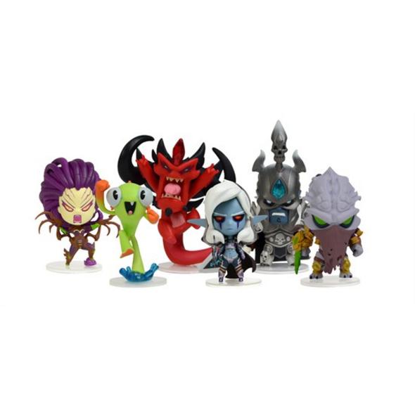 Blizzard Cute but Deadly - Figur (zufällige Auswahl) S1