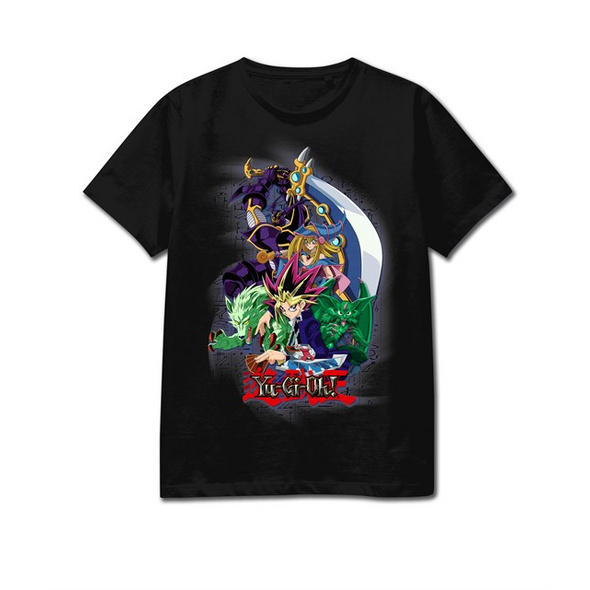 Yu-Gi-Oh! - T-Shirt schwarz (Größe L)