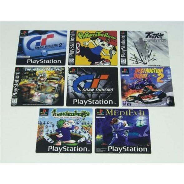 PlayStation - Untersetzer