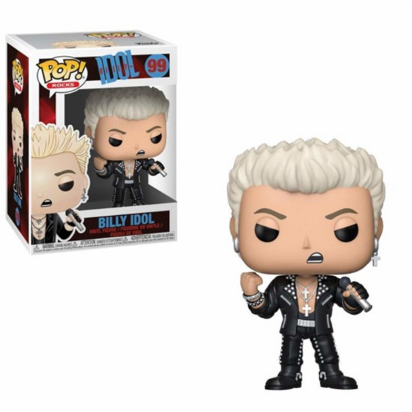 Billy Idol - POP!-Vinyl Figur