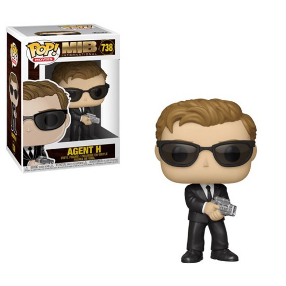 Men in Black - POP!-Vinyl Figur Agent H