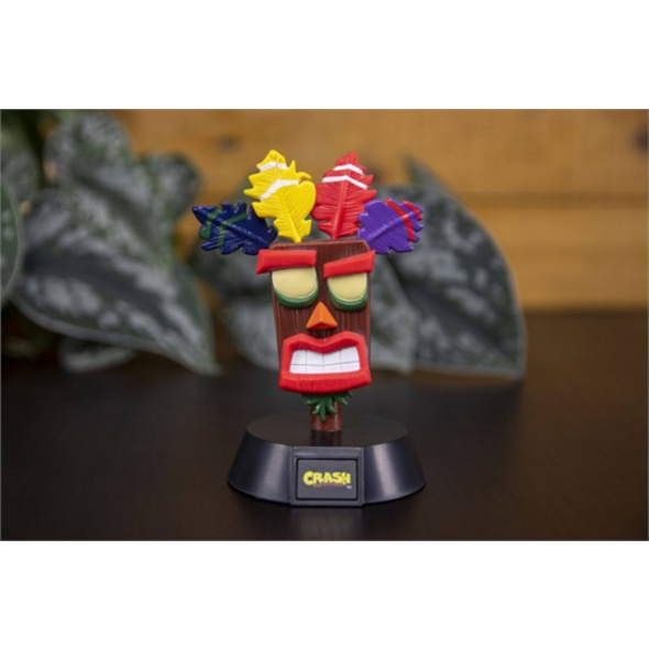 Crash Bandicoot - Lampe Aku Aku 3D