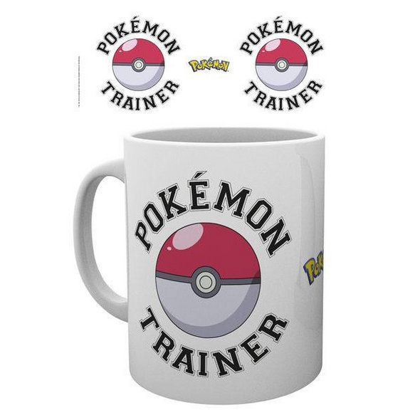 Pokémon - Tasse Trainer
