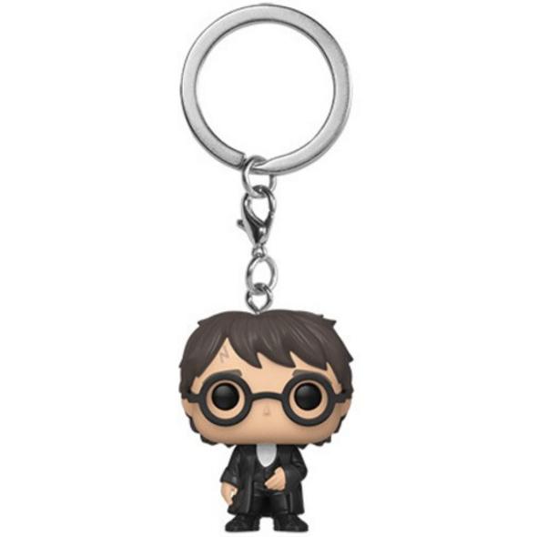 Harry Potter - Pocket POP! Schlüsselanhänger Weihnachtsball Harry