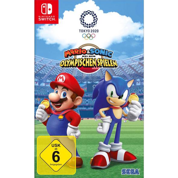 Mario & Sonic bei den Olympischen Spielen Tokyo 2020