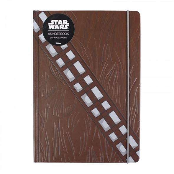 Star Wars - Notizbuch A5 Chewbacca