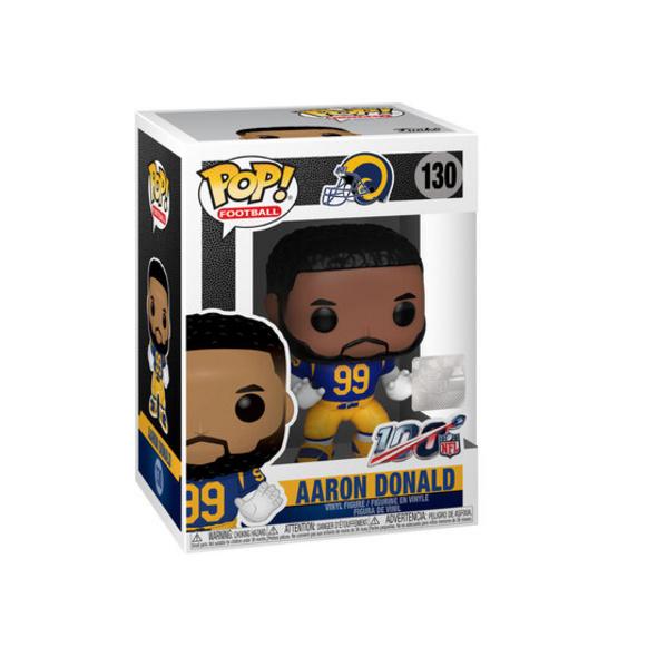 NFL - POP!-Vinyl Figur Rams Aaron Donald