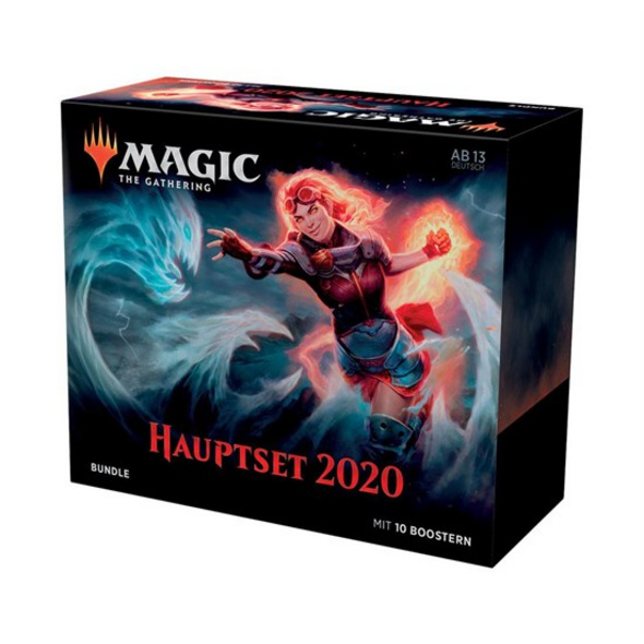 Magic the Gathering: Hauptset 2020 Bundle - Deutsch