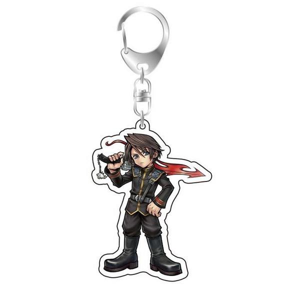 Dissidia Final Fantasy - Schlüsselanhänger Squall