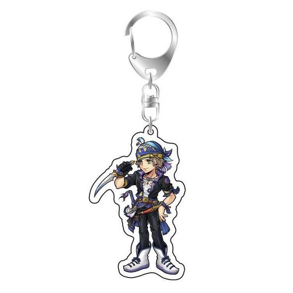 Dissidia Final Fantasy - Schlüsselanhänger Locke