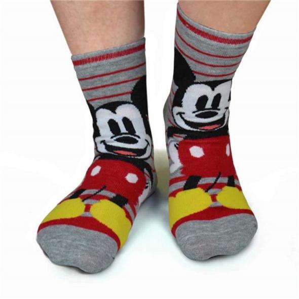Disney - Socken Micky Maus (Größe: 35-38)