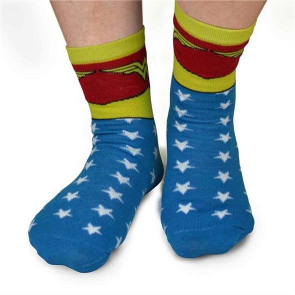 DC Comics -  Socken Wonder Woman (Größe 35-38)