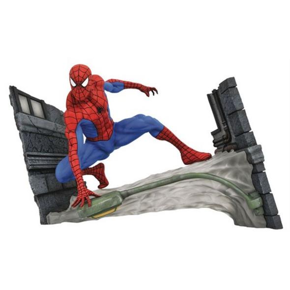 Marvel Spider-Man - Figur Comic Gallery