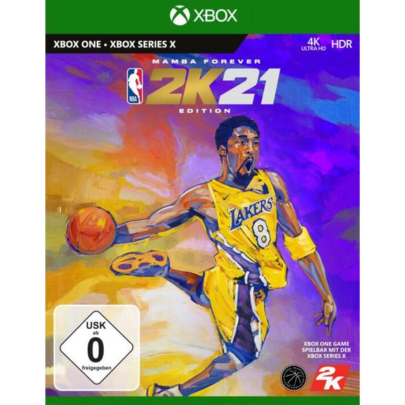 NBA 2K21 Legend Edition