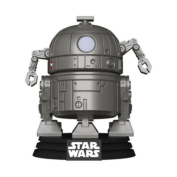 Star Wars - POP! Vinyl - Figur Konzept R2D2