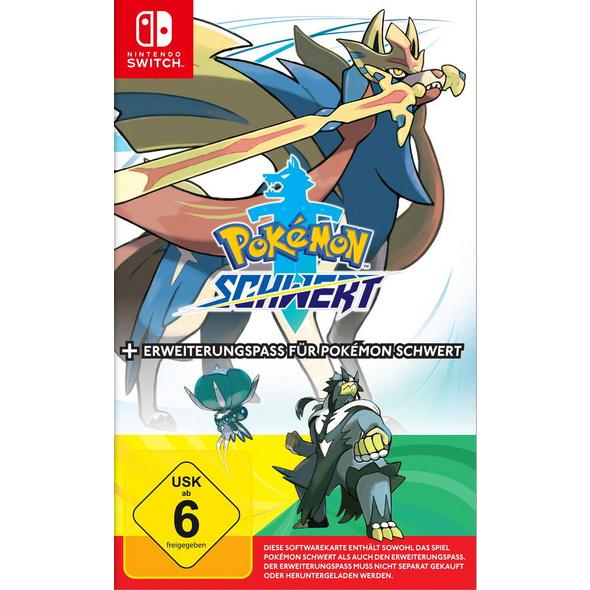 Pokémon Schwert + Erweiterungspass