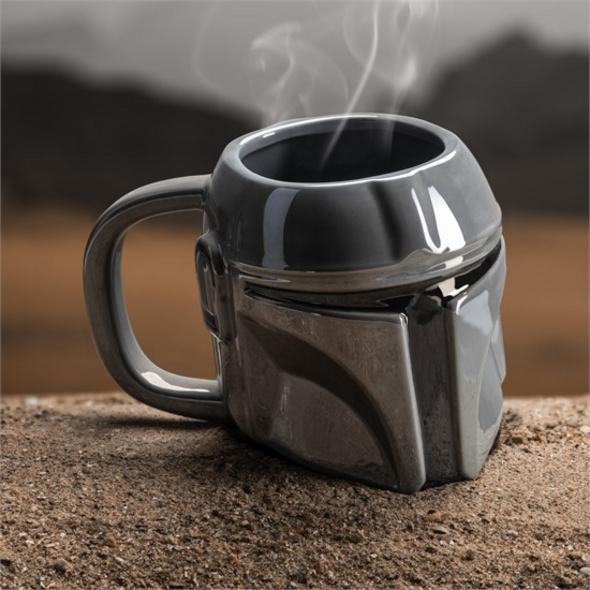 Star Wars: The Mandalorian - Tasse The Mandalorian Helm