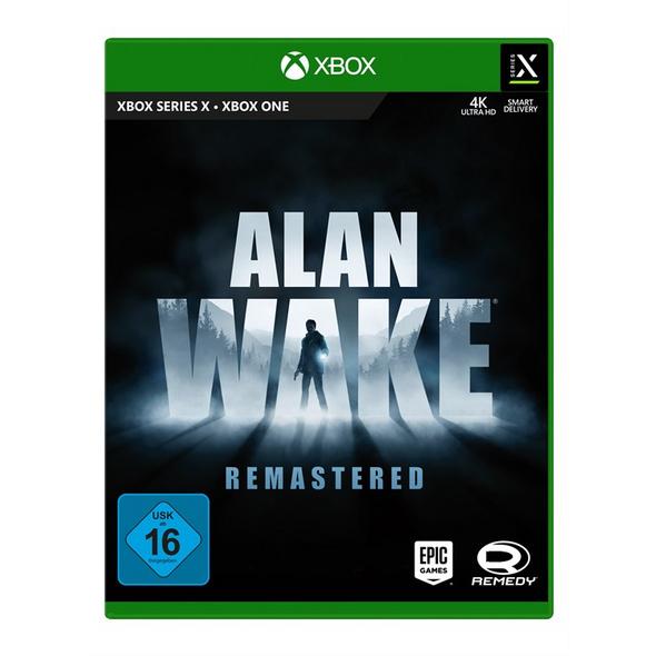 Alan Wake Remastered