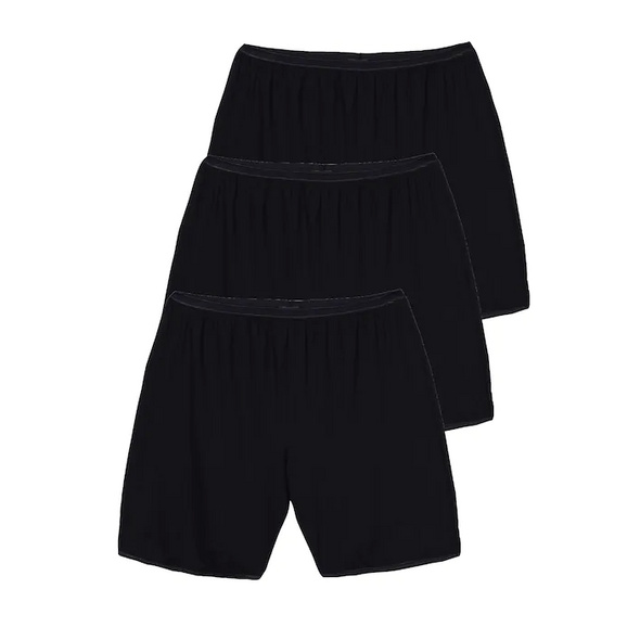 Panty, 3er Pack, Oberschenkelschutz