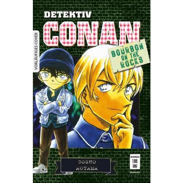 Detektiv Conan - Bourbon on the Rocks