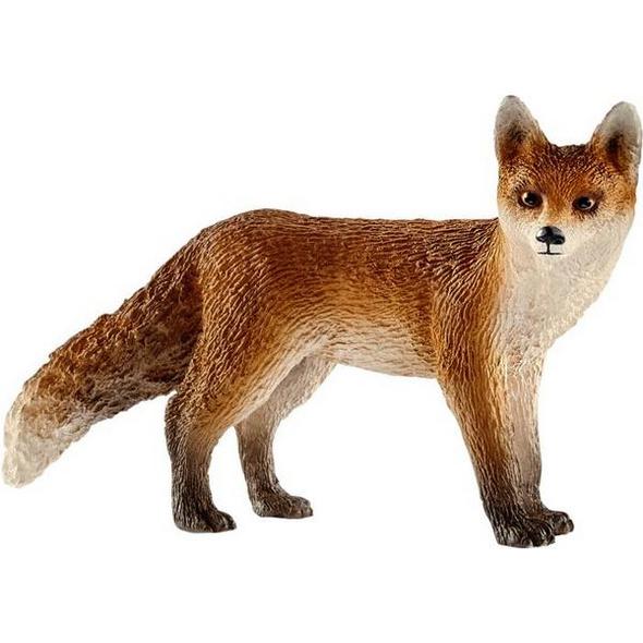 Schleich 14782 - Wild Life, Fuchs, Tierfigur