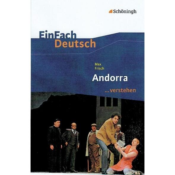 Max Frisch 'Andorra'
