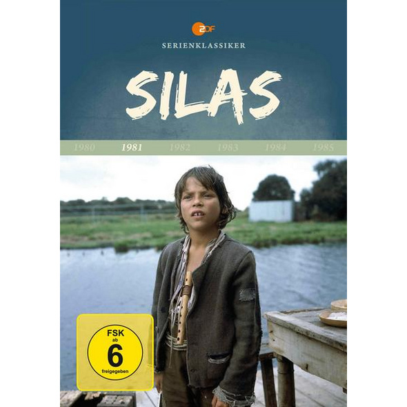 Silas - Die Serie  [2 DVDs]