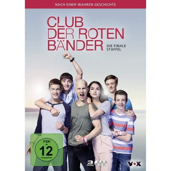 Club der roten Bänder - Staffel 3  [3 DVDs]