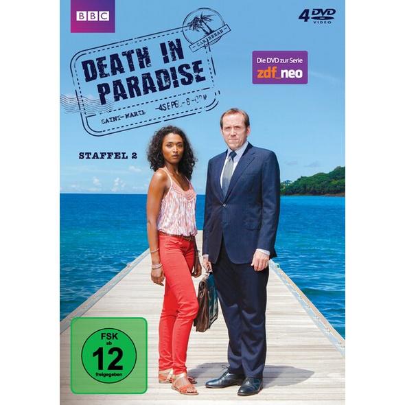 Death in Paradise Staffel 2