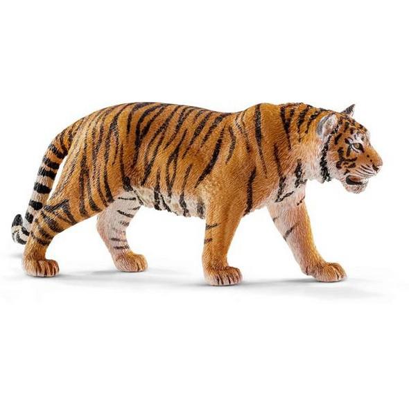 Schleich 14729 - Wild Life, Sibirischer Tiger, Tierfigur