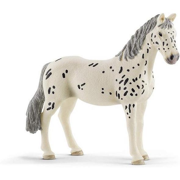 Schleich 13910 - Horse Club Knabstrupper Stute, Pferd,