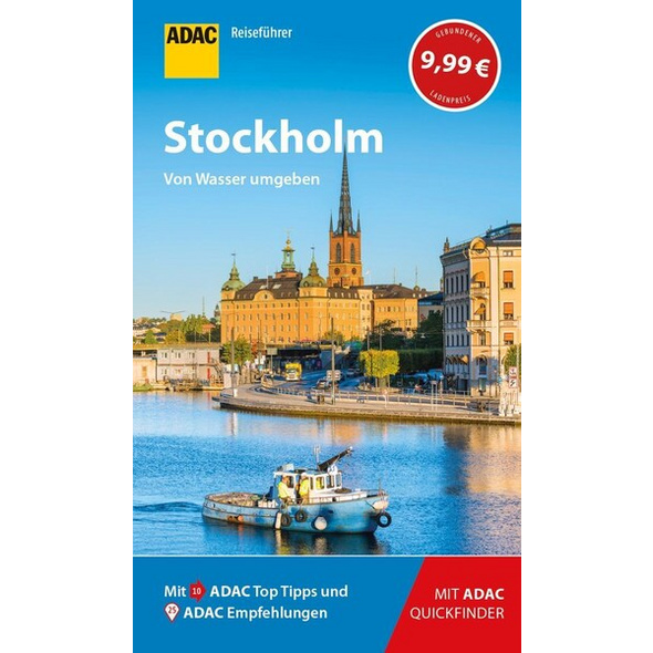 ADAC Reiseführer Stockholm