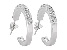 Creolen - Silver Wedding