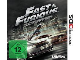 Fast & Furious Showdown