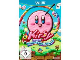 Kirby und der Regenbogen-Pinsel