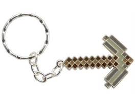 Minecraft - Schlüsselanhänger Pickaxe