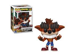Crash Bandicoot - POP!- Vinyl Figur Fake Crash