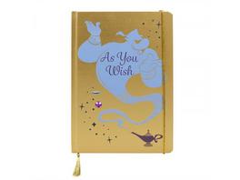 Disney Aladdin - Notizbuch Genie