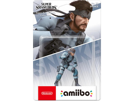amiibo Figur Super Smash Bros. Snake