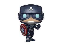 Marvel Avengers Gamerverse - POP!-Vinyl Figur Captain America