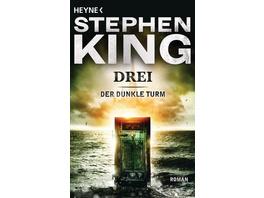 Drei / Der dunkle Turm Bd.2
