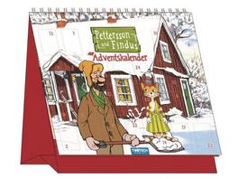 Trötsch Pettersson und Findus Adventskalender
