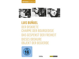 Luis Bunuel - Arthaus Close-Up  [3 DVDs]